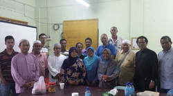 Group photo SRI-Mas -KOK 7 Nov 2014