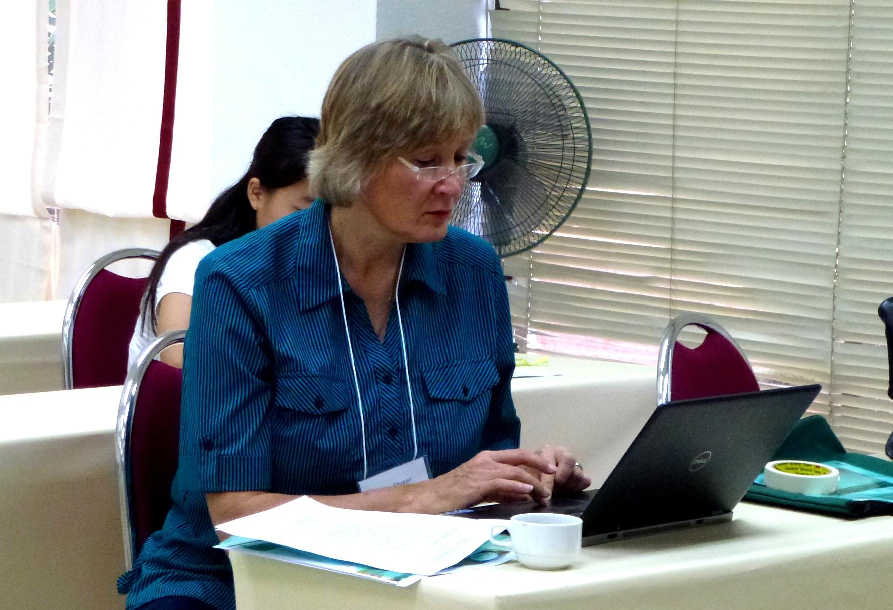 SRI Equipment Workshop 2014