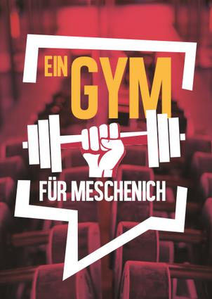 """🙌🏽 MMM - MESCHENICH MACHT'S MÖGLICH: VF Projekt """"Ein Gym für Meschenich"""""""