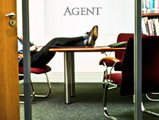 GETTING YOUR BOOK TO AN AGENT