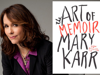 "Mary Karr and ""The Art of Memoir"""