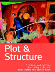 THE TWO PILLARS OF NOVEL STRUCTURE ACCORDING TO JAMES SCOTT BELL