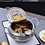 Thumbnail: סיר מיוחד בעיצוב חדשני לטיגון בשמן עמוק עם מד טמפרטורה ורשת נשלפת