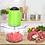 Thumbnail: מטחנת בשר וקוצץ מזון חשמלי, ביתי, רב תכליתי 2 ב 1