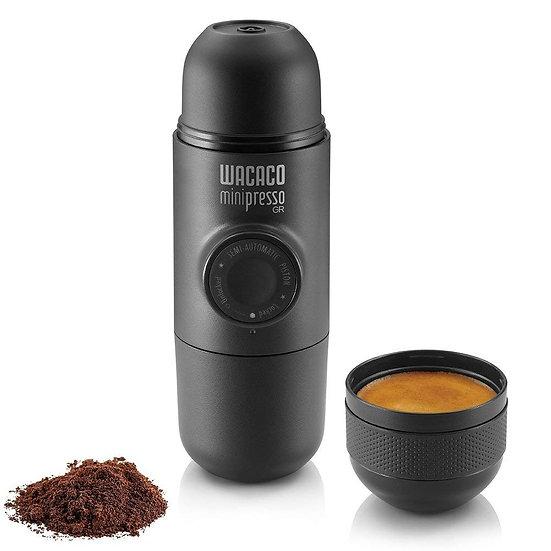 מכונת קפה ניידת מקורית של חברתMinipresso