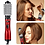 Thumbnail: מברשת שיער מסתובבת 2 ב 1 לייבוש החלקה וסלסול