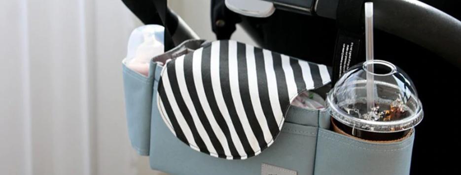 תיק אחסון לכל צורכי התינוק המתחבר לכל עגלה