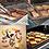Thumbnail: מארז 3 משטחי טפלון רב פעמיים למנגל, לאפייה בתנור ועוד