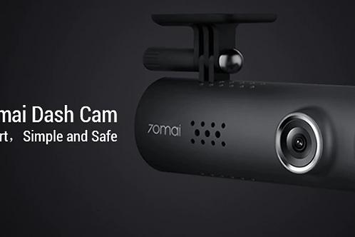 מצלמת רכב חכמה מתעדת נסיעה עם כרטיס זיכרון לבחירהדגם 2020