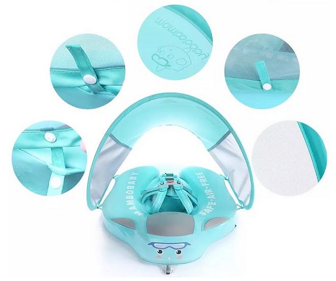 גלגל ים לתינוקות בעיצוב חדשני דגם 2020 המקורי