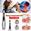 Thumbnail: עט עיסוי חשמלי מקצועי 3 ב 1 ללא כאבים דגם 2020 בעיצוב חדשני