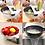 Thumbnail: מנדולינה לחיתוך וקיצוץ פירות וירקות עם מסננת מובנת מהדורת 2020