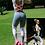 Thumbnail: אוברול יוגה וספורט מחטב עם בד נושם ומנדף זיעה