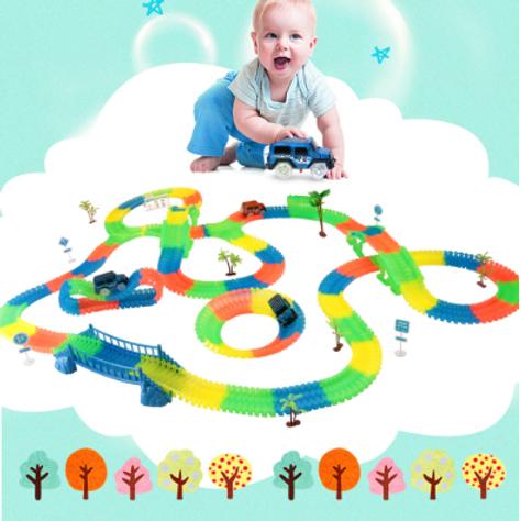 מסלול הקסם עם אורות ומוזיקה לפעילות ופיתוח מחשבה ויצירתיות אצל ילדים