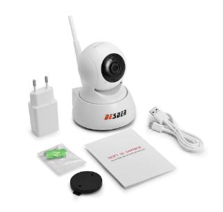 מצלמת אבטחה ביתית משודרגת