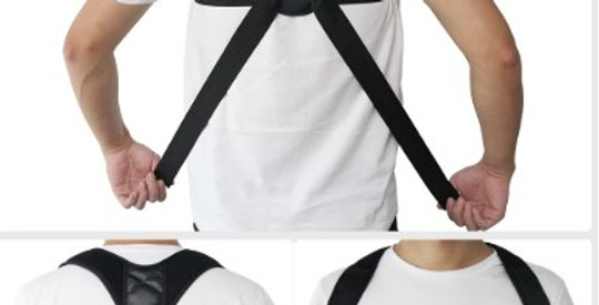 חגורת גב איכותית לשיפור היציבה וזרימת הדם לגברים ולנשים