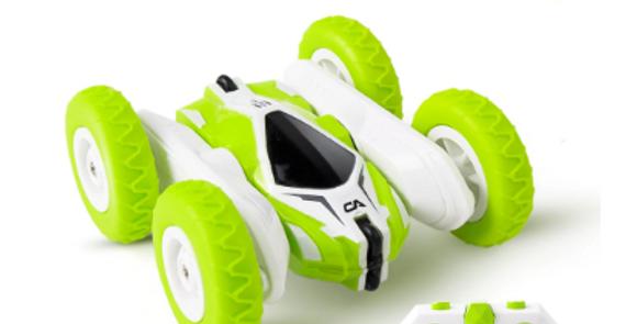 מכונית חדשנית על שלט מסתובבת 360  - דגם 2020