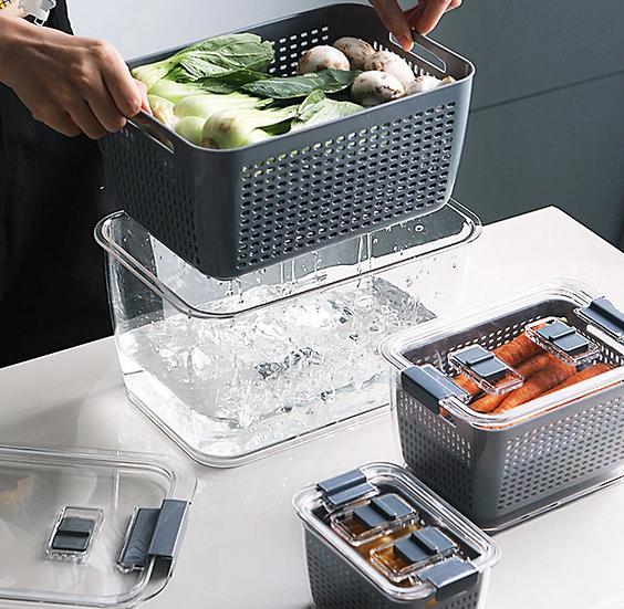 קופסאות פטנט מתאימות למקרר לשמירה על איכות וטריות המזון