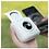 Thumbnail: מדפסת ניידת שחור לבןלכל סוגי הסמארטפונים הדפיסו תמונות וטקסט מכל מקום
