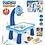 Thumbnail: שולחן יצירה ופעילות לילדים עם מקרן לציורים