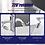 Thumbnail: מתאם אוניברסלי לברז מסתובב 720 מעלות עם מסנן חסכוני במיוחד