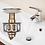 Thumbnail: פקק אמבטיה אוניברסלי עם מסננת מובנת למניעת סתימות