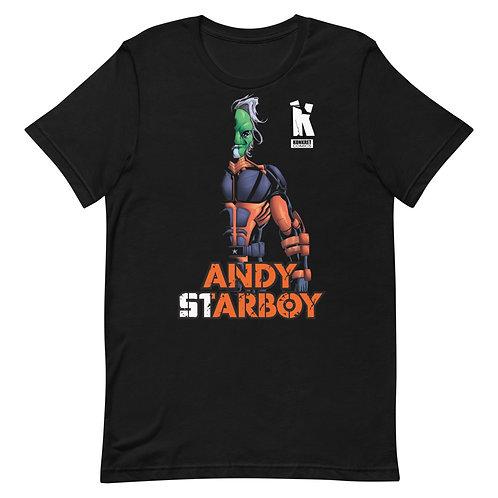 Andy Starboy Short-Sleeve Unisex T-Shirt