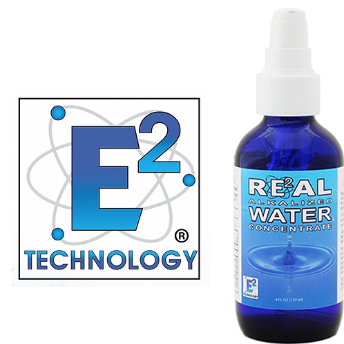 REAL WATER - Alkalized Water Concentrate