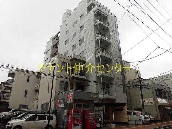 【外観】仙台 仙台市 貸事務所 賃貸オフィス テナント  タツミビル
