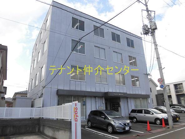 【外観】仙台 仙台市 貸事務所 賃貸オフィス テナント  フリシャー仙台ビル