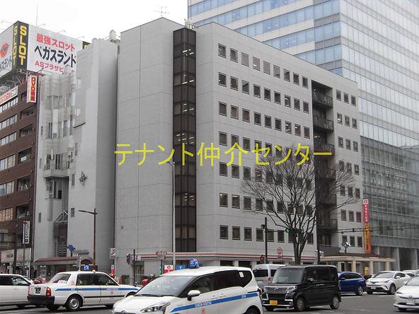 【外観】仙台 仙台市 貸事務所 賃貸オフィス テナント  仙台セントラルビル