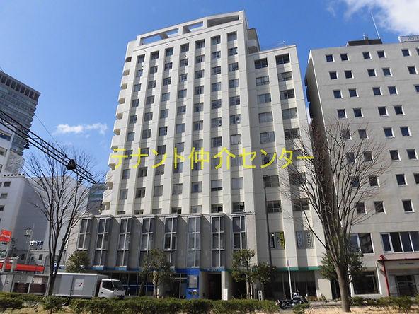 【外観】仙台 仙台市 貸事務所 賃貸オフィス テナント  オーロラビル