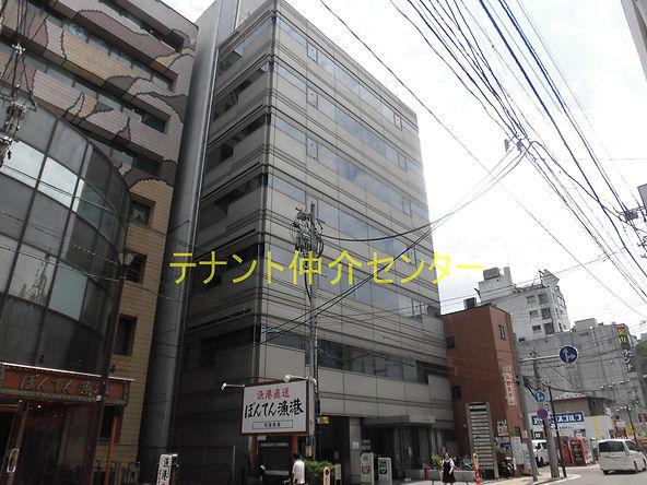 【外観】仙台 仙台市 貸事務所 賃貸オフィス テナント  アーク仙台ビル