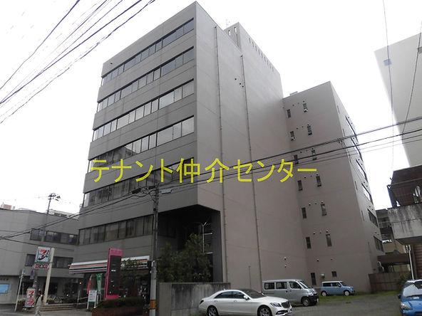 【外観】仙台 仙台市 貸事務所 賃貸オフィス テナント  グランシャリオビル
