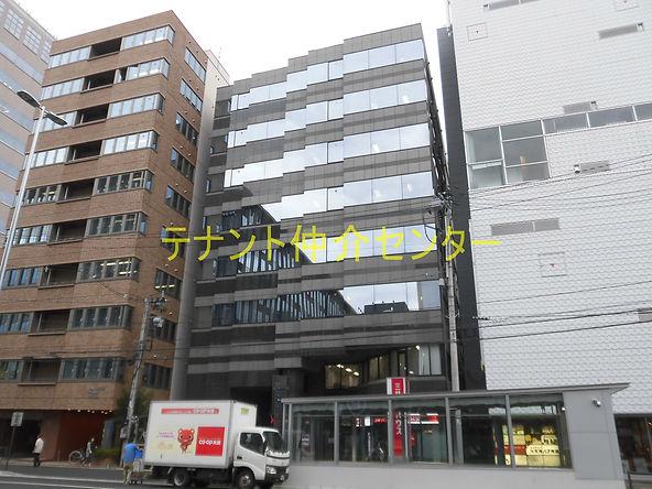 【外観】仙台 仙台市 貸事務所 賃貸オフィス テナント  宮城野センタービル