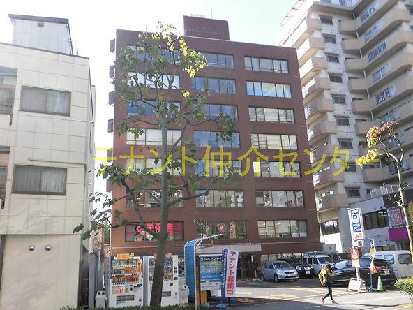 【外観】仙台 仙台市 貸事務所 賃貸オフィス テナント  HSGビル