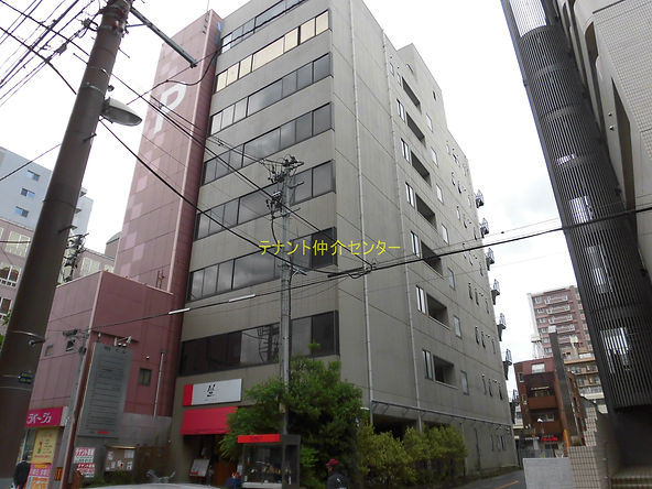 【外観】仙台 仙台市 貸事務所 賃貸オフィス テナント  裕ビル