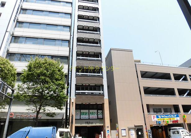 【外観】仙台 貸事務所 賃貸オフィス  IKIビル