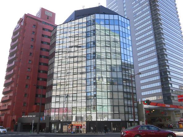 仙台 仙台市 貸事務所 貸し事務所 賃貸オフィス テナント インテリックス仙台ビル