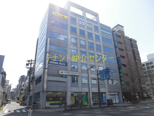 【外観】仙台 仙台市 貸事務所 賃貸オフィス テナント  第六銅谷ビル