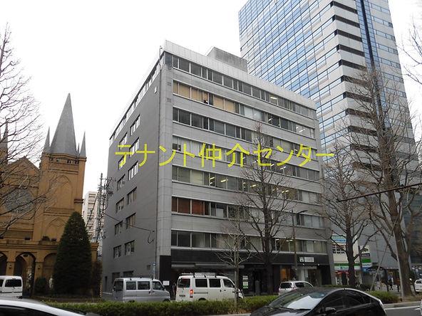 【外観】仙台 仙台市 貸事務所 賃貸オフィス テナント  第一日本オフィスビル