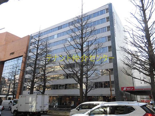 【外観】仙台 仙台市 貸事務所 賃貸オフィス テナント  第二日本オフィスビル