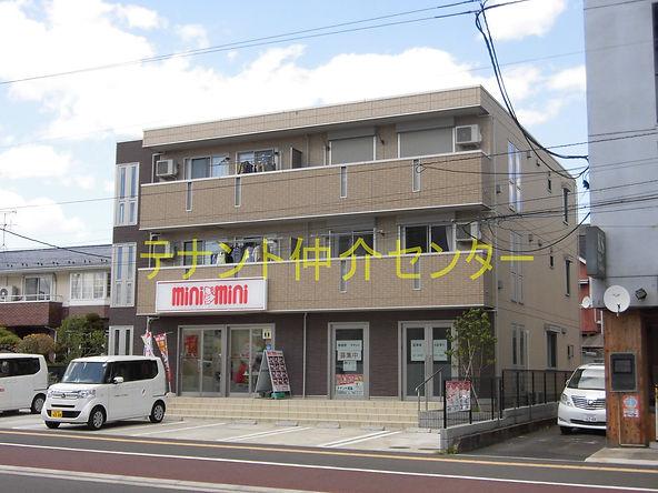 【外観】仙台 仙台市 貸事務所 賃貸オフィス テナント  ハレ・ガーデン白萩