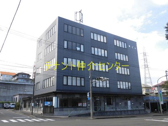 【外観】仙台 仙台市 貸事務所 賃貸オフィス テナント  輝ビル
