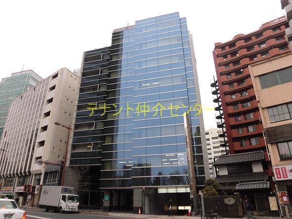 【外観】仙台 貸事務所 賃貸オフィス テナント  三共仙台ビル