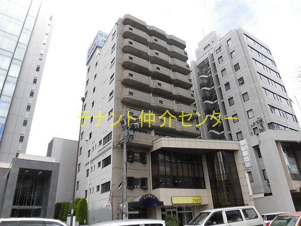 【外観】仙台 仙台市 貸事務所 賃貸オフィス テナント  花京院ビル
