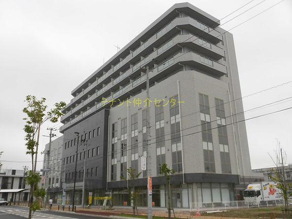【外観】仙台 仙台市 貸事務所 賃貸オフィス テナント  イーストフォート