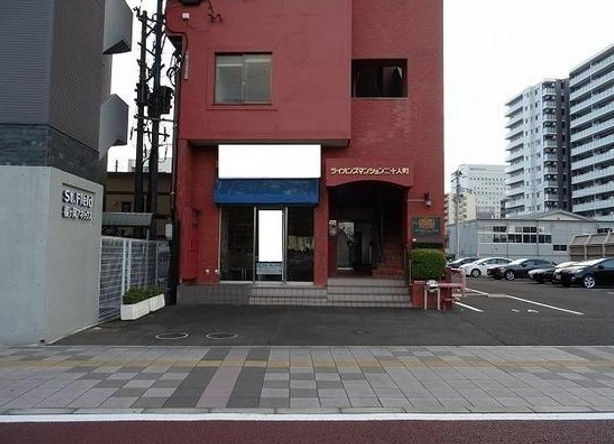 仙台 貸事務所 賃貸オフィス テナント 宮城野区 1階 駐車場1台付き