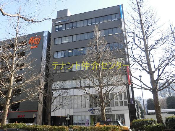 【外観】仙台 貸事務所 賃貸オフィス テナント  白蜂広瀬通ビル