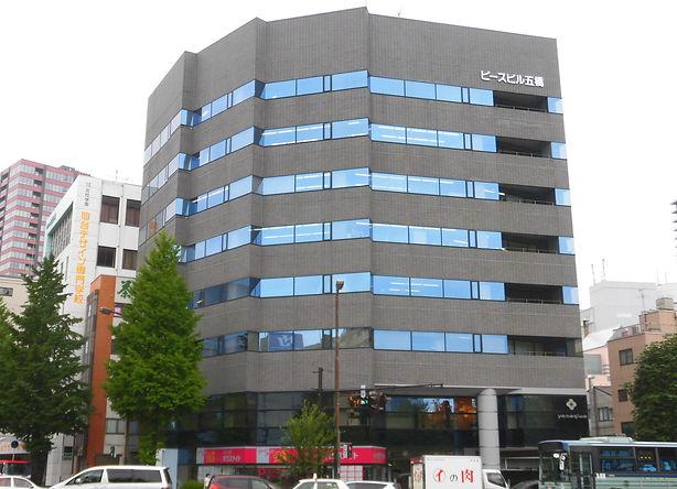 仙台 仙台市 貸事務所 貸し事務所 賃貸オフィス テナント ピースビル五橋